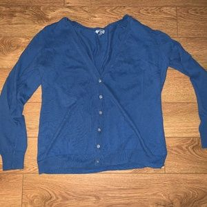 Old Navy Button-Up Cardigan